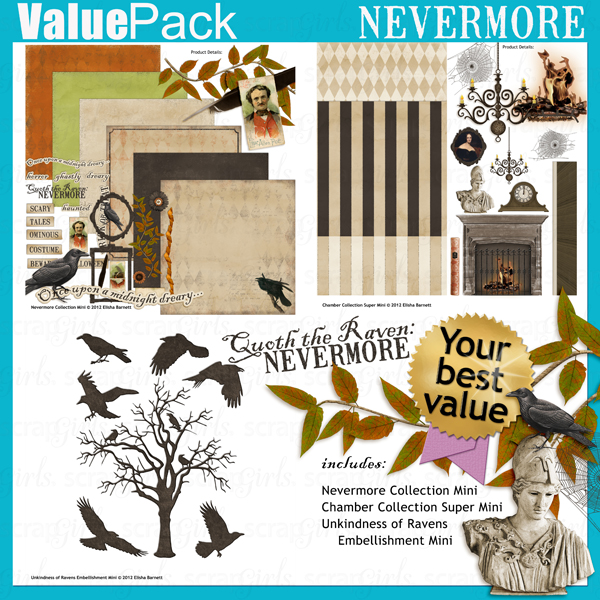 Value Pack: Nevermore