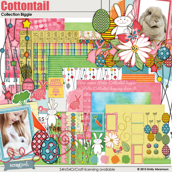Cottontail Collection Biggie