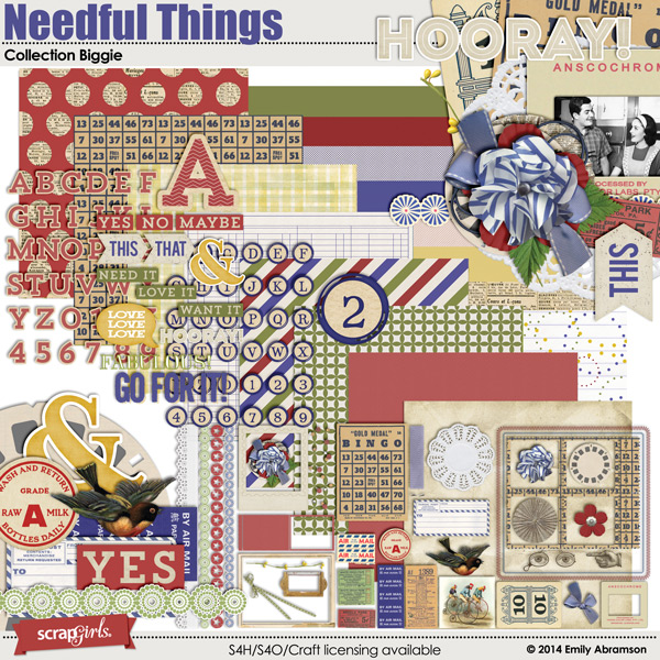 Needful Things Collection Biggie
