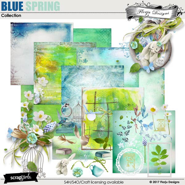 Blue Spring Collection