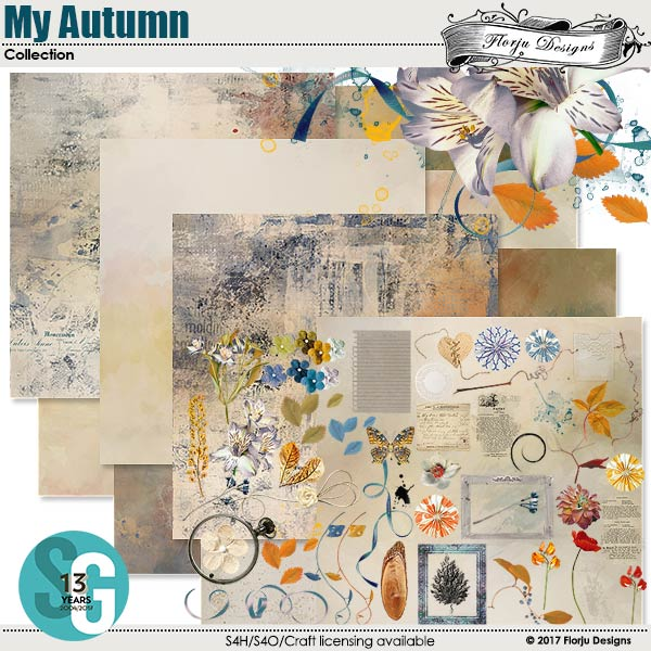 My Autumn Collection by florju designs