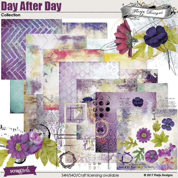 Day After Day Collection by florju designs