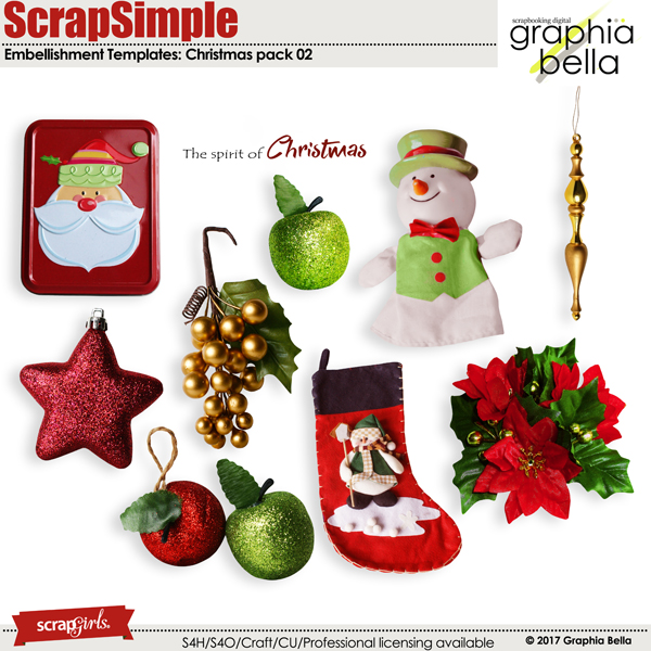 Scrap Simple Christmas pack 02 by Graphia Bell2