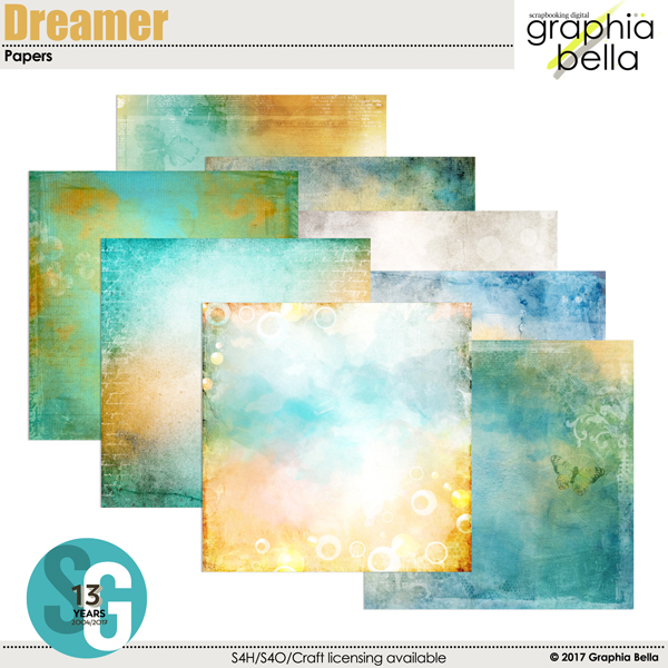 Dreamer by Graphia Bella