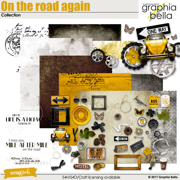 On the road again Collection by Graphia Bella