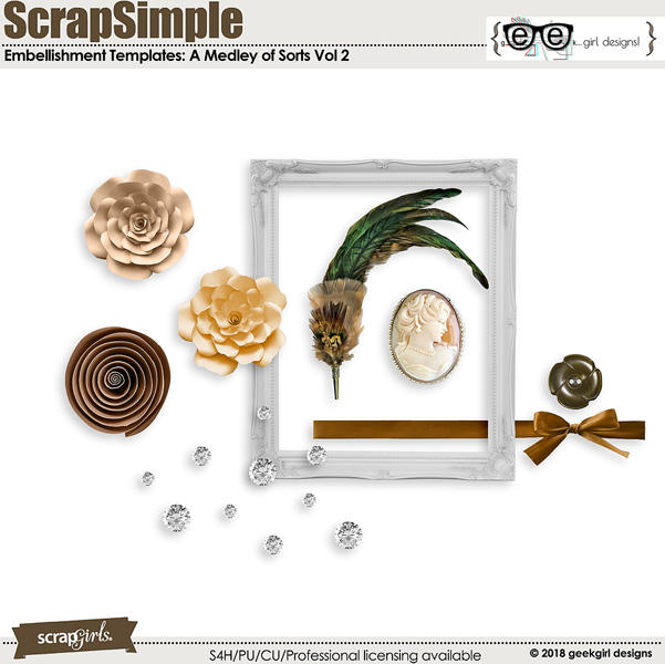 A Medley of Sorts Vol 2 by geekgirl designs