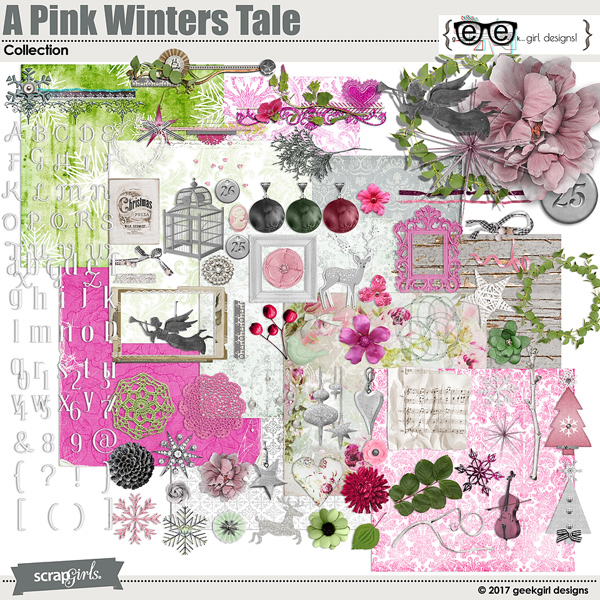 A Pink Winters Tale