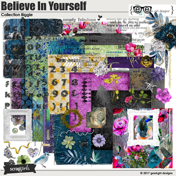 Believe In Yourself Collection
