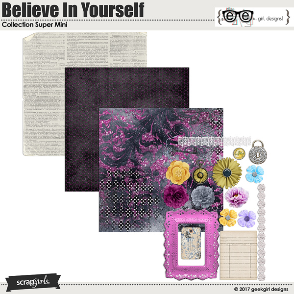 Believe In Yourself Super Mini Collection