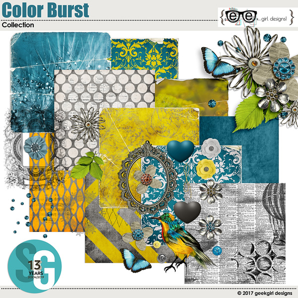 Color Burst Collection