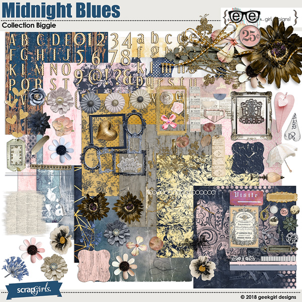 Midnight Blues Collection Biggie