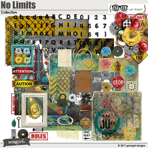 No Limits Collection