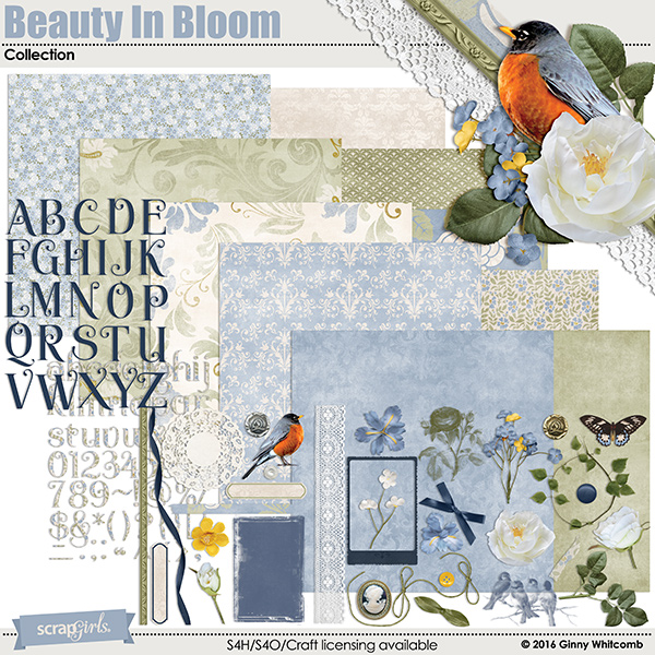 Beauty In Bloom Collection