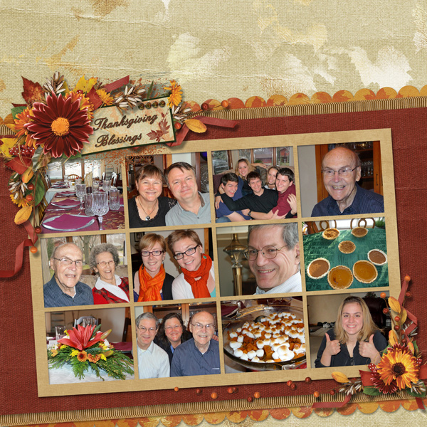 digital scrapbooking kit fabulous fall collection  by ginny whitcomb at scrapgirls com