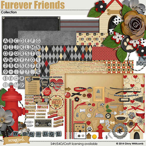 Furever Friends Collection