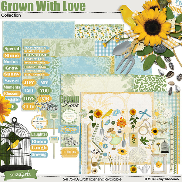 Grown With Love Collection