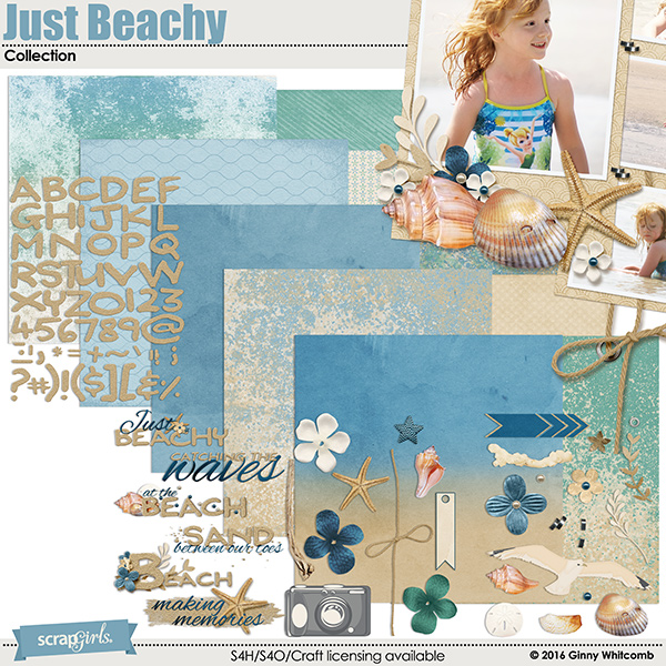 Just Beachy Collection