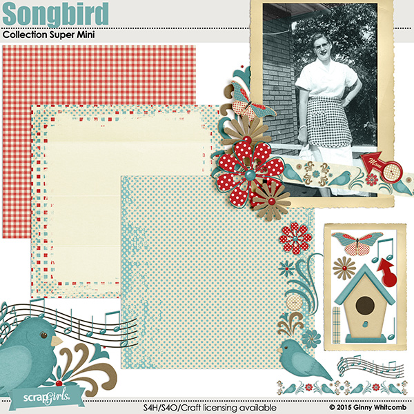 Songbird Collection Super Mini