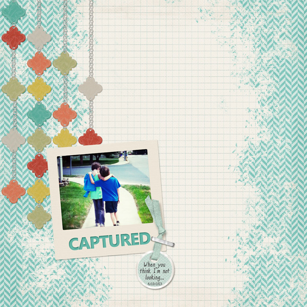 """Captured"" by Jennifer Ziegler, featuring AYO: Alpha Tags"