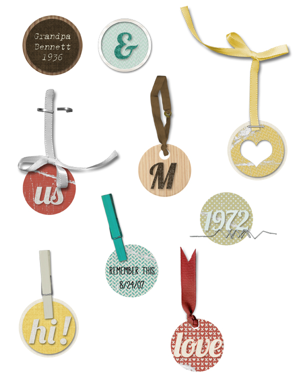 Tag samples by Jennifer Ziegler, featuring AYO: Alpha Tags