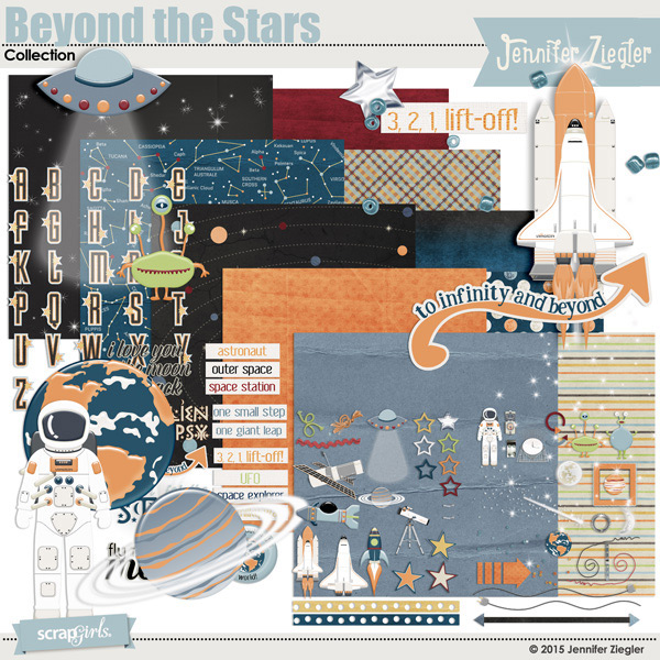 Beyond the Stars Collection