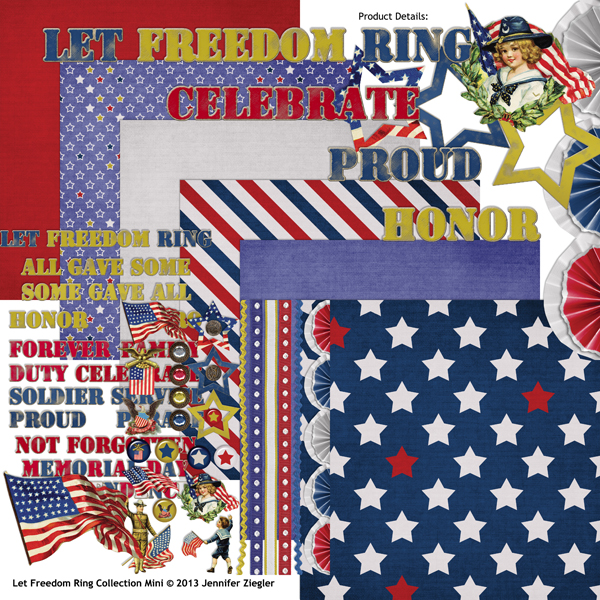 Let Freedom Ring Collection Mini