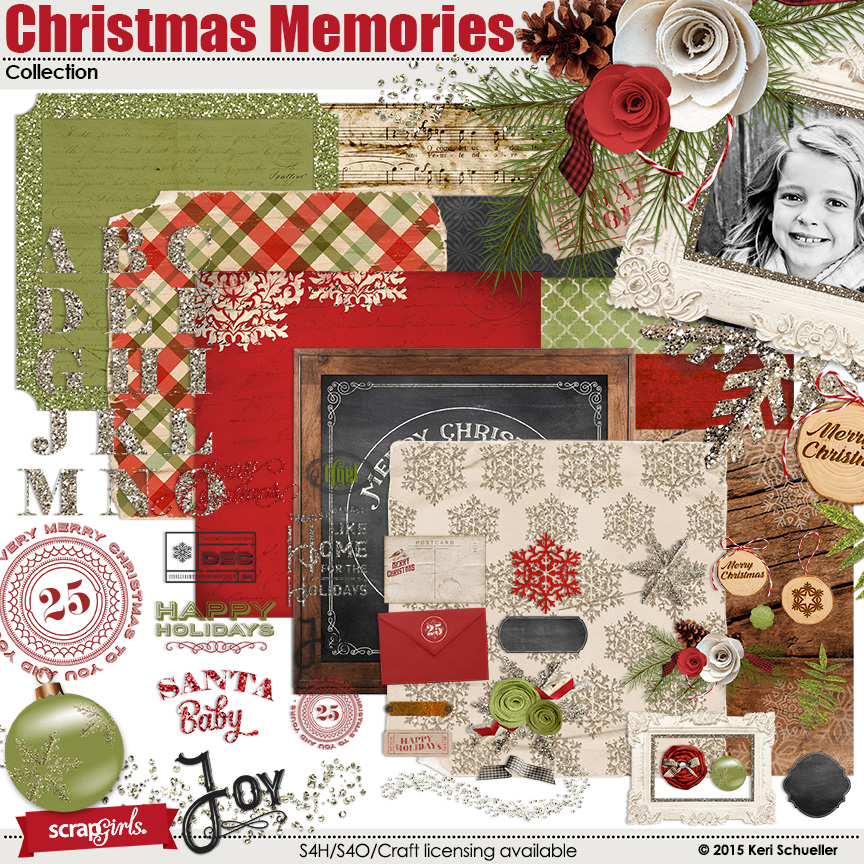 Christmas Memories Collection