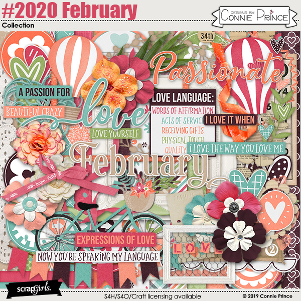 #2020 February By Connie Prince