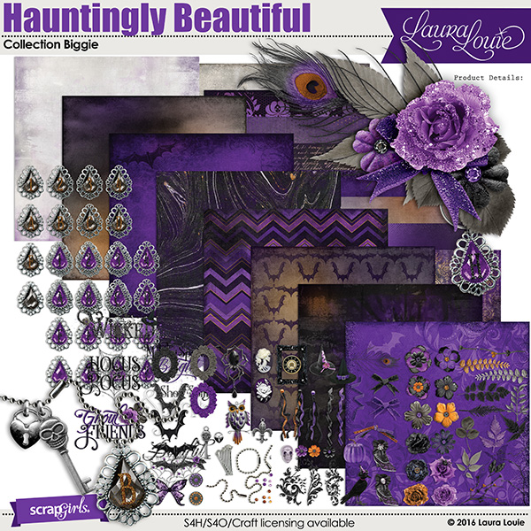 Hauntingly Beautiful Collection Biggie