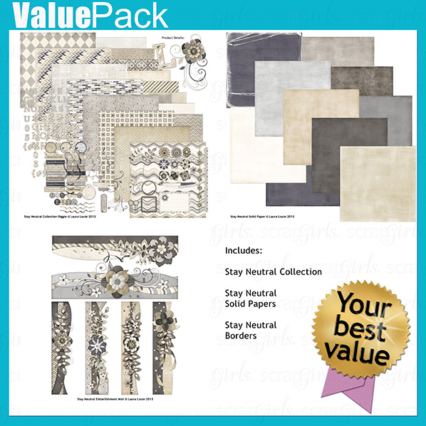 Value Pack: Stay Neutral