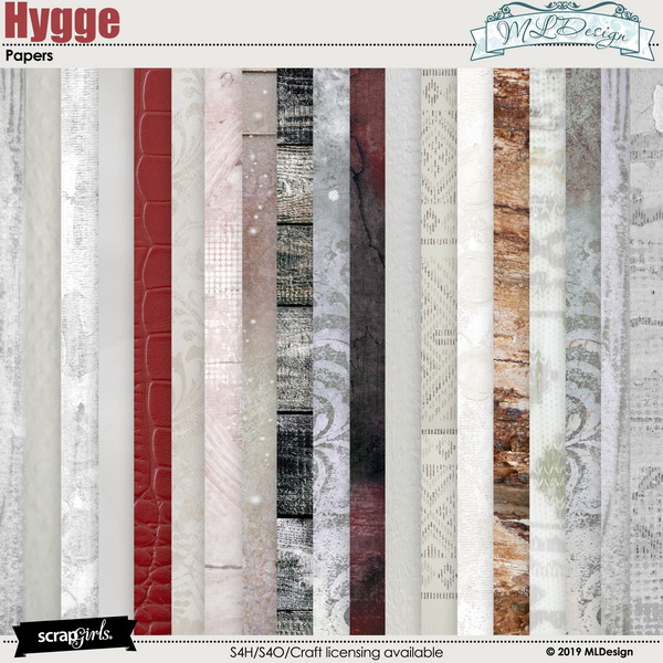 Hygge Papers Biggie