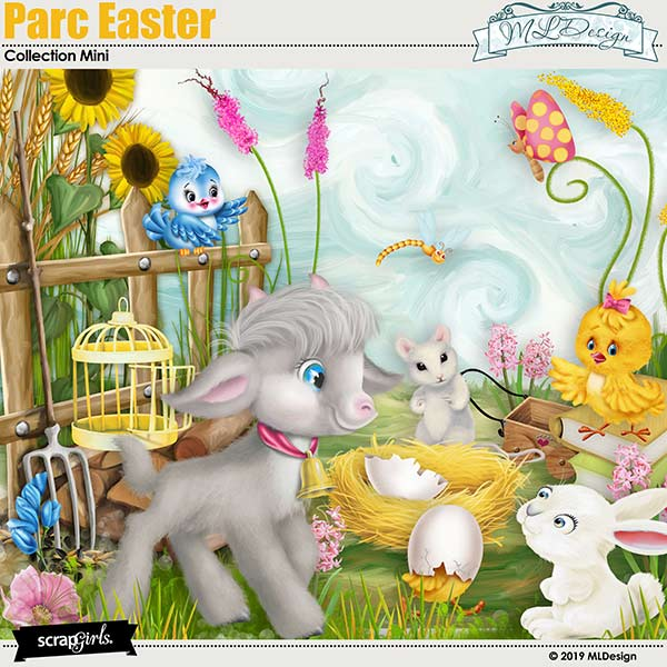 Parc Easter collection Mini