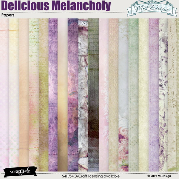 Delicious Melancholy Papers