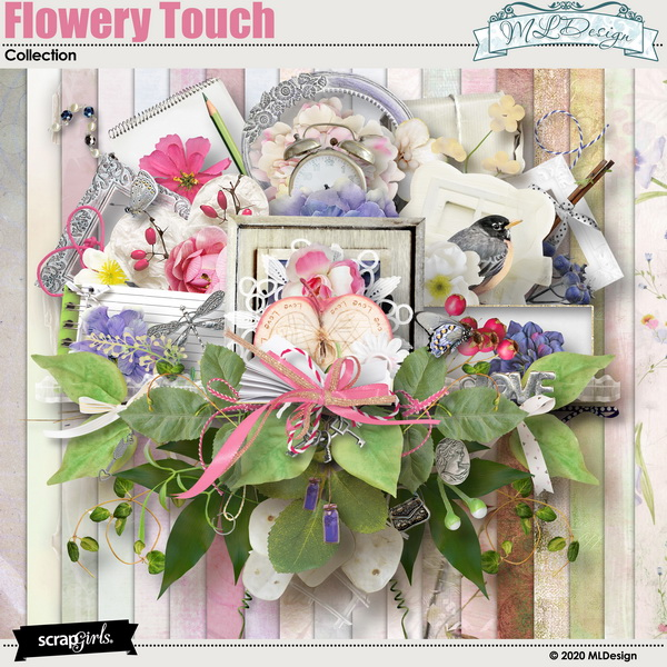 Flowery Touch Collection
