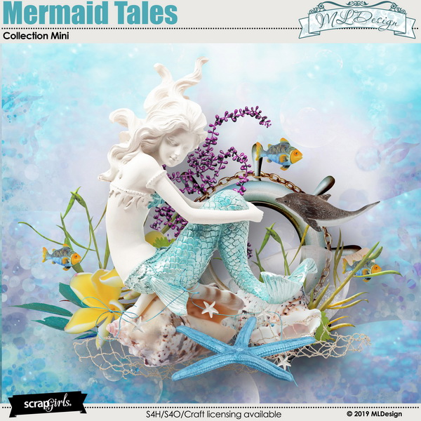 Mermaid Tales Collection Mini addon