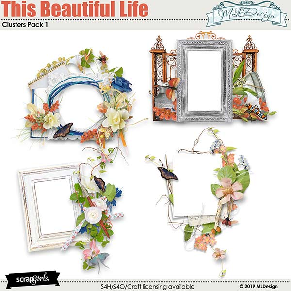 This Beautiful Life clusters1