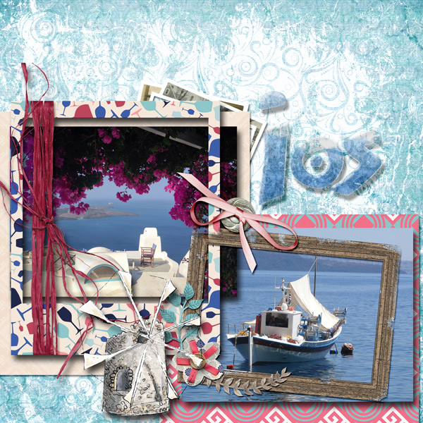 LO made with Mediterranean Collection Mini by Caroline B.