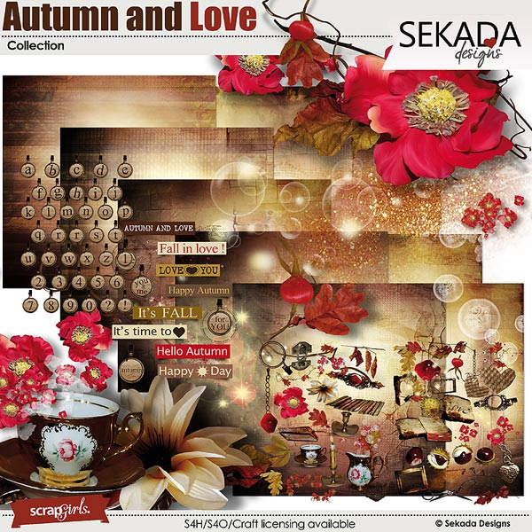 Autumn and Love Collection