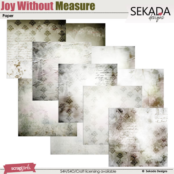 Joy Without Measure Paper
