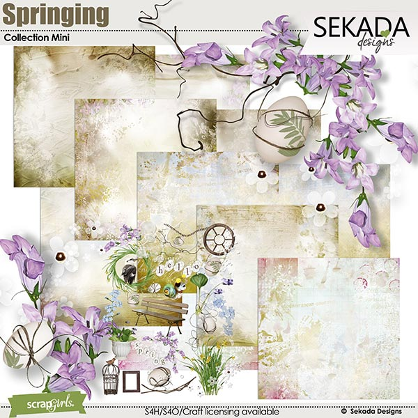 Springing Collection Mini