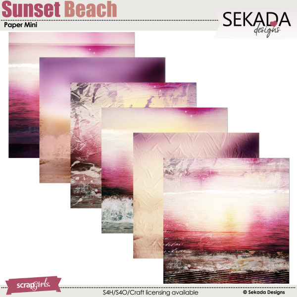 Sunset Beach Papers