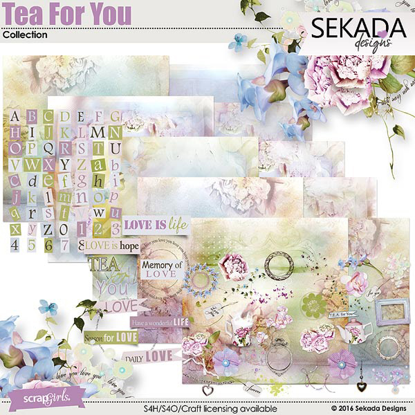 Tea For You Collection