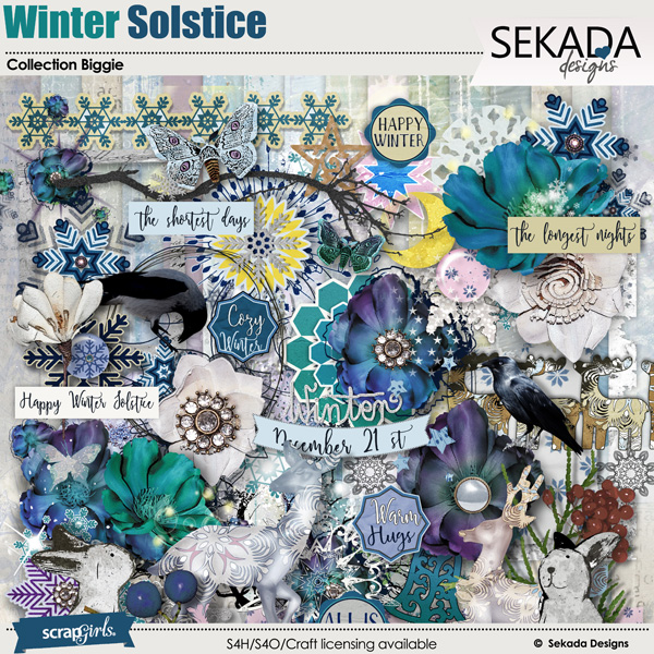 Winter Solstice Collection Biggie