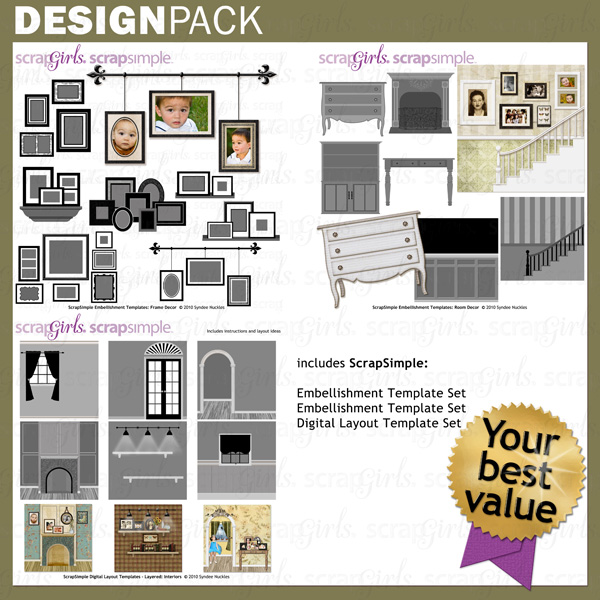 Design Pack: Room Decor