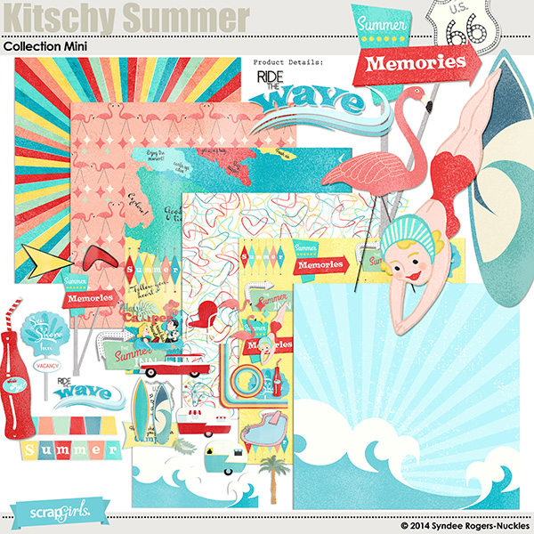 Kitschy Summer Collection Mini