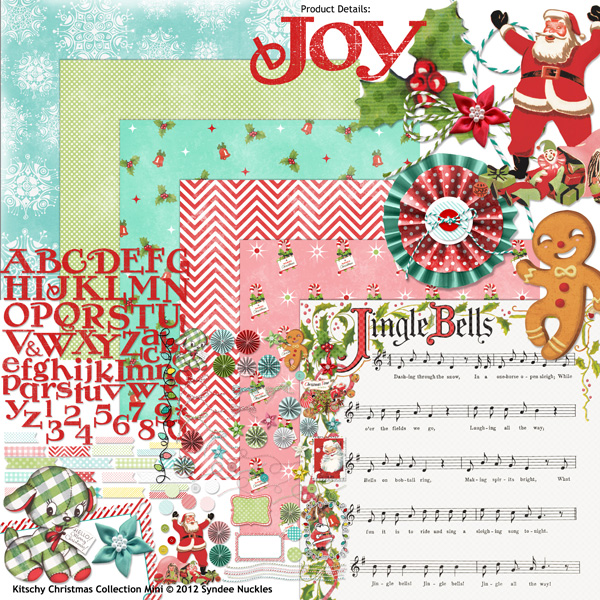 "<a href=""http://store.scrapgirls.com/product/27393/"">Kitschy Christmas Collection Mini</a>"