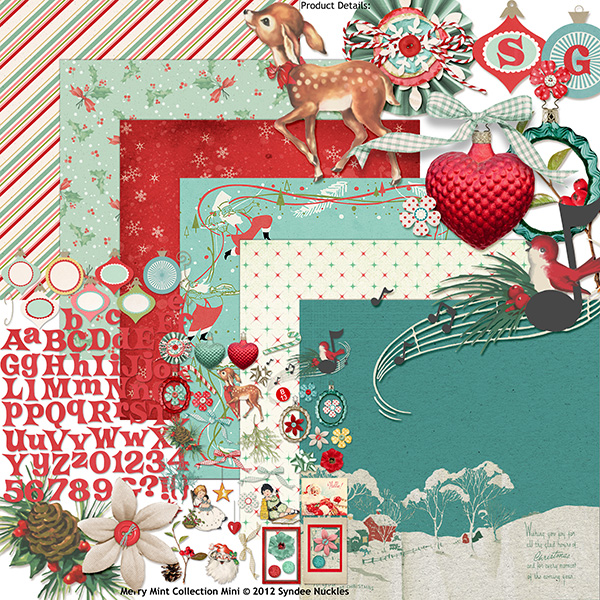 "<a href=""http://store.scrapgirls.com/product/29995/"">Merry Mint Collection Mini</a>"