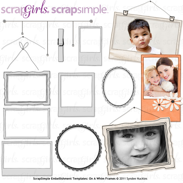 "<a href=""http://store.scrapgirls.com/product/22246/"">ScrapSimple Embellishment Templates: On A Whim Frames</a>"