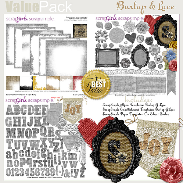 "<a href=""http://store.scrapgirls.com/value-pack-burlap-and-lace-p30906.php"">Value Pack: Burlap</a>"