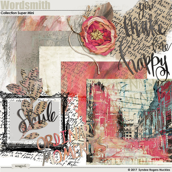 Wordsmith Collection Super Mini